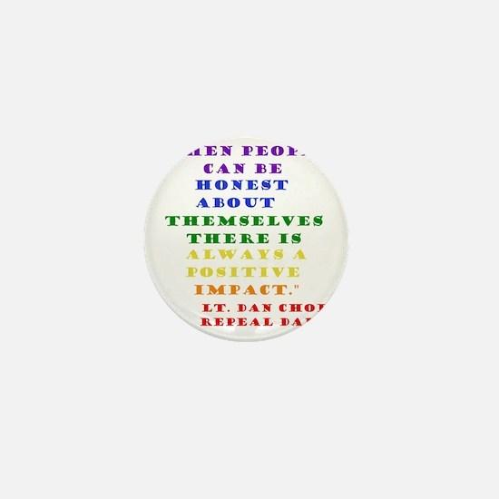 Choi rainbow Mini Button