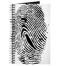 Fingerprint Journal
