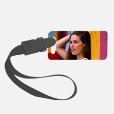 Portrait Of A Woman Luggage Tag
