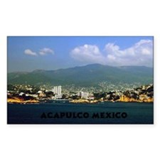 acapulco label10x14 Decal