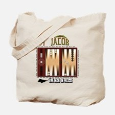 LOST Backgammon Tote Bag