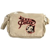 Felix the cat Messenger Bag