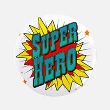 "superhero 3.5"" Button"