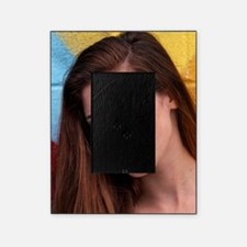 Young Woman Picture Frame