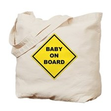 BABYONBOARD Tote Bag