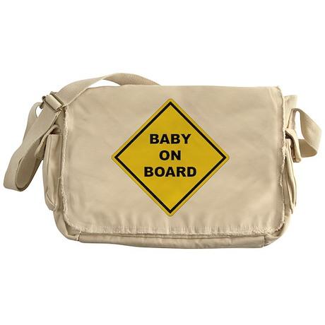 BABYONBOARD Messenger Bag