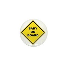 BABYONBOARD Mini Button