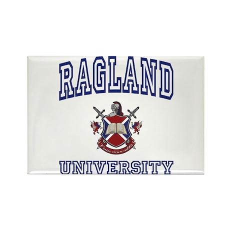 RAGLAND University Rectangle Magnet (100 pack)
