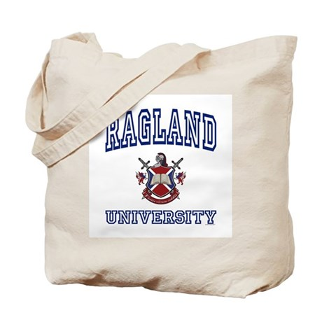 RAGLAND University Tote Bag