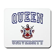 QUEEN University Mousepad