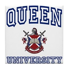 QUEEN University Tile Coaster