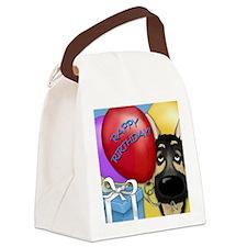 GSDBDayCard Canvas Lunch Bag