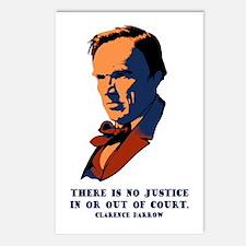 darrow-justice-LTT Postcards (Package of 8)