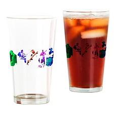 tng band live t shirt Drinking Glass