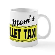 Moms ballet Taxi tee Mug