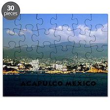 acapulco label12x18 Puzzle