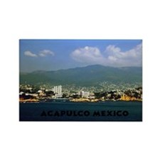 acapulco label12x18 Rectangle Magnet