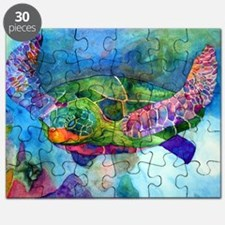 sea turtle full Puzzle