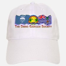 Mugs-DGS-Flags-shadowed-v2-3000 Baseball Baseball Cap