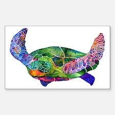 sea turtle Bumper Stickers