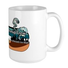 Official-2012-Cleanup-Crew Mug