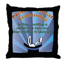 ECON_Test_4 Throw Pillow