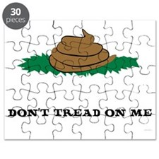 dont_tread_on_me_trans Puzzle