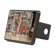 Carl Larsson painting: Old Hitch Cover