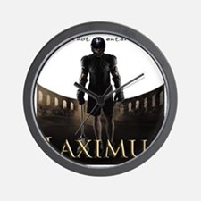 Laximus - Are you not entertained? Wall Clock