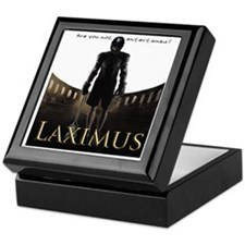 Laximus - Are you not entertained? Keepsake Box