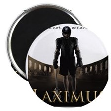 Laximus - Are you not entertained? Magnet