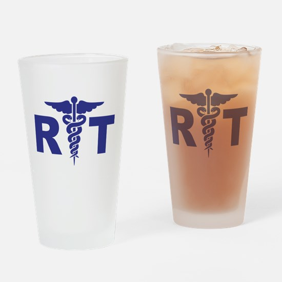 Respiratory Therapy Drinking Glass