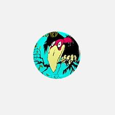 buzzard (2) Mini Button
