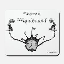 welcomewander_nb Mousepad