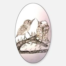 TomerTal two birds Decal