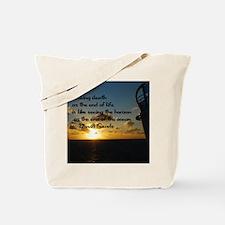 life,ocean9.5x8 Tote Bag