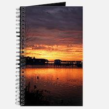 Full color sunrise (century club 10-2009) Journal