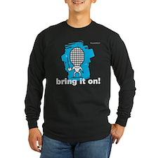 10x10_Toon-Epee2-T Long Sleeve T-Shirt