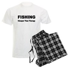 FISHING. Cheaper than Fishing. Pajamas