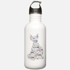 Love Cat Water Bottle