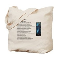 Charge of the Crone Hekate Tote Bag