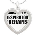 Trust Me, Im A Respiratory Therapist Necklaces