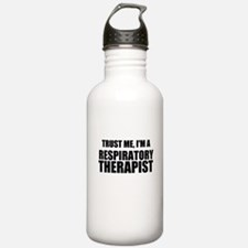Trust Me, Im A Respiratory Therapist Water Bottle