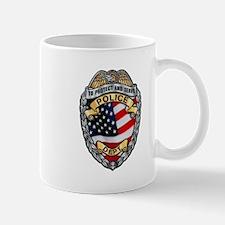 Police To Protect and Serve Mugs