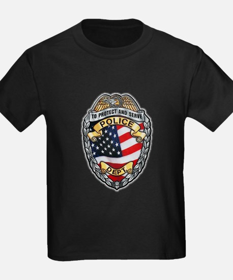 Police To Protect and Serve T-Shirt