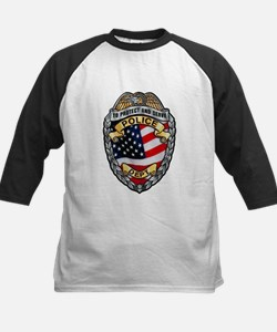 Police To Protect and Serve Baseball Jersey