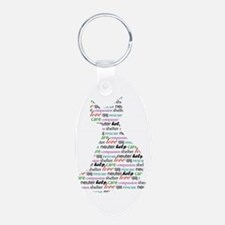 Compassion Keychains