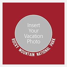 Rocky Mountain Souvenir Invitations