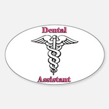 Dental Assistant Decal