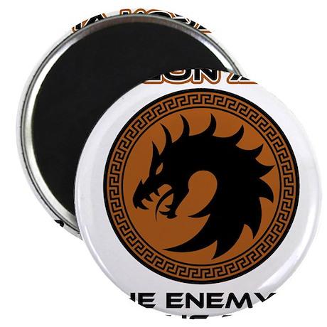 "Ender Dragon Army 2.25"" Magnet (100 pack)"
